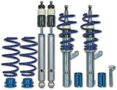 Performance Coilover Suspension Kit Shock Absorbers For Audi A3 8P 200 On