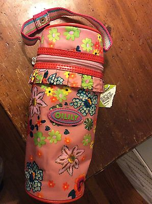 Oilily NWT Insulated Baby Bottle Bag Tote