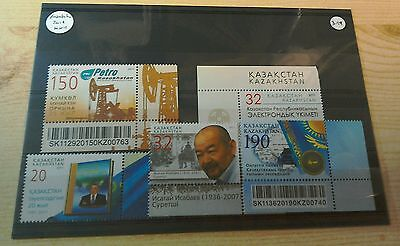 Kazakhstan 2011 issues MNH per scan