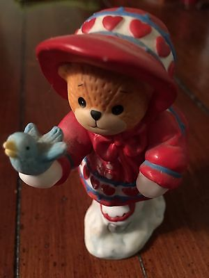 Lucy And Me 1988 Christmas Skater Lucy Rigg Enesco