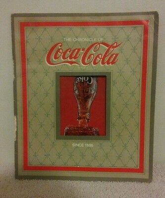 The Chronicle Of Coca - Cola Booklet