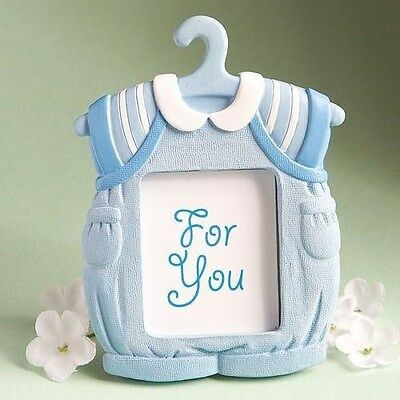 65 Cute Baby Themed Photo Frame - Boy Baby Shower Picture Frame Favors
