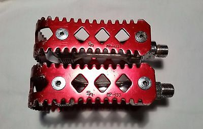 DIAMONDBACK JAPAN SR MP-133 ORIGINAL HARRY LEARY BMX PEDALS OLDSCHOOL super rare