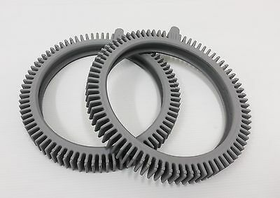 1 X Set/Pair - REPLACEMENT TYRES FOR THE POOL CLEANER W/ Super Hump