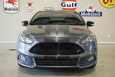 2016 Ford Focus ST 6 SPD,BACK-UP CAM,CLOTH,SYNC,18IN WHLS,5K,WE FI 16 FOCUS ST,6 SPD TRANS,BACK-UP CAM,CLOTH,MICROSOFT SYNC,18IN WHLS,5K,WE FINANCE
