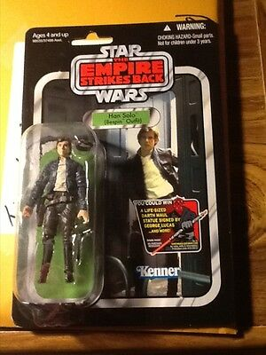 Star Wars - The Empire Strikes Back- Han Solo - ( Bespin Outfit) VC50 Star Wars