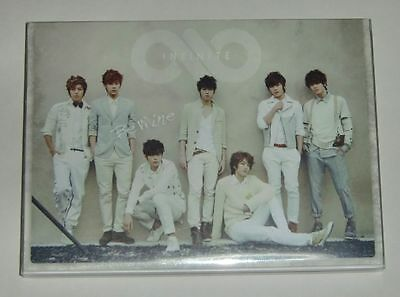 INFINITE Be Mine Japan First Limited C CD+8 Cards