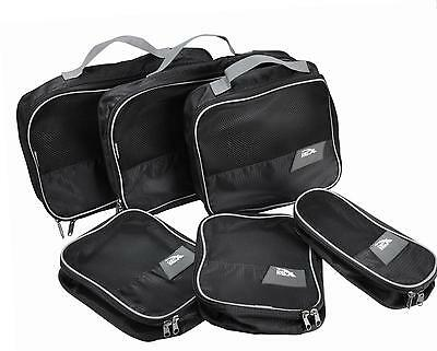Cabin Max Set of 6 packing cubes - perfect travel organisers
