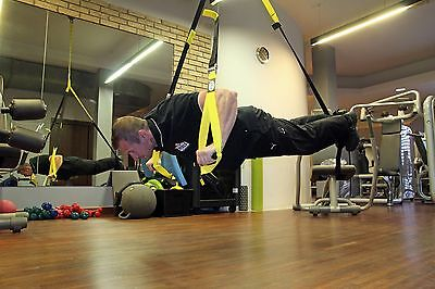 Max Gym Heavy Suspension Trainer Crossfit MMA Fitness Strength workout, fly