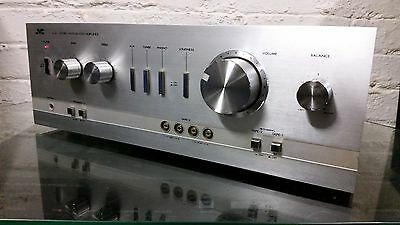 JVC A-S5 Vintage Stereo Integrated Amplifier