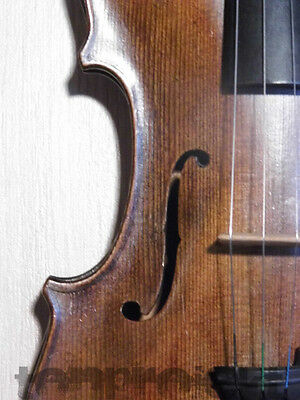 interesting old 4/4 VIOLIN 小提琴 Geige バイオリン fiddle violon  probably Germany