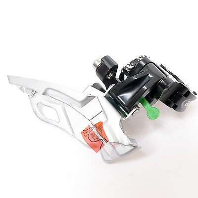 mr-ride SHIMANO DEORE FD-M611 Front Derailleur Clamp on Down Swing 34.9mm MTB