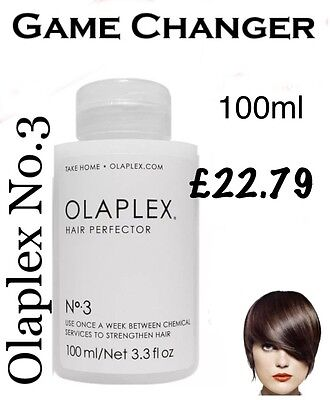 OLAPLEX Hair Perfector No 3 100ml  | NEW SEALED |