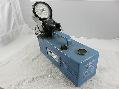 OTC Nozl-Rater Diesel Injection Nozzle Tester Nozlrater