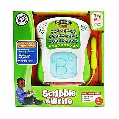 *NEW* LeapFrog Scribble and Write Learning Letters Numbers Game Educational Toy