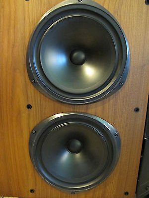 1 KEF B300 (SP1196) Removed From Working KM1 Studio Monitors