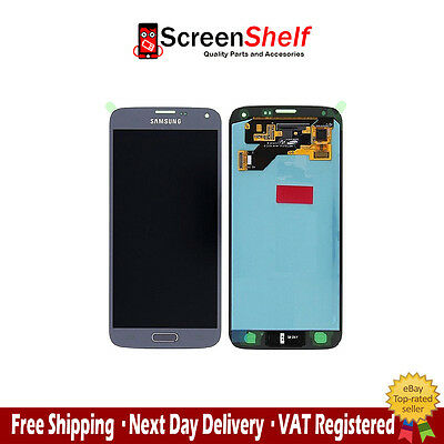 Samsung Galaxy S5 Neo G903F LCD Screen & Digitizer Assembly Replacement grey