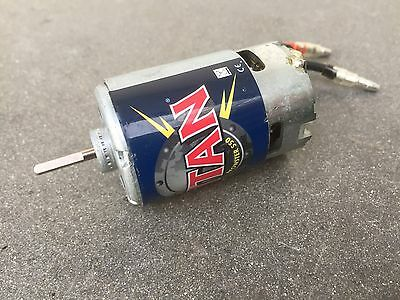 Traxxas Monster 550 Titan RC Truck Motor, Good Condition.