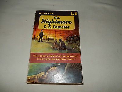 The Nightmare by C S Forester Greene Vintage Pan Paperback 1959 1st thus VG