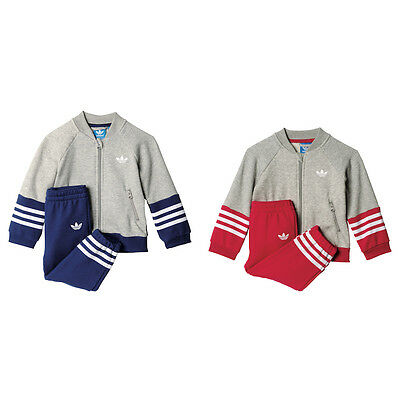 adidas Originals Kinder Fleece Superstar Anzug Baumwolle [S95967 S95968]