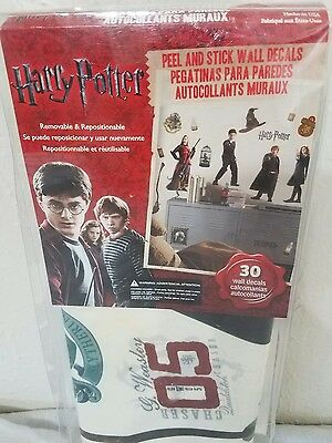 Harry Potter Peel And Stick Wall Decals