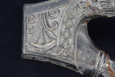 Fabulous Antique Stove Handle with Egyptian Motif