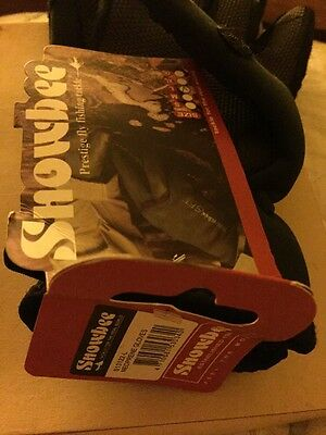Snow bee Fly Fishing Or Hunting Gloves Size Large