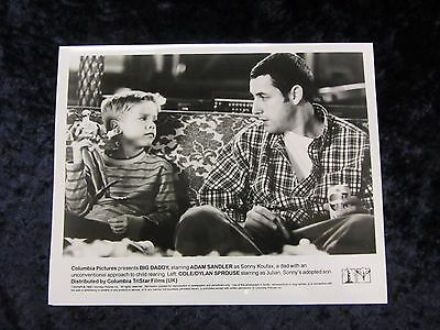BIG DADDY press kit  ADAM SANDLER