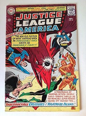 DC Justice League of America # 40 - F / VF