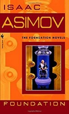 Complete Set Series Lot of 10 Foundation Series Books by Isaac Asimov Edge Earth