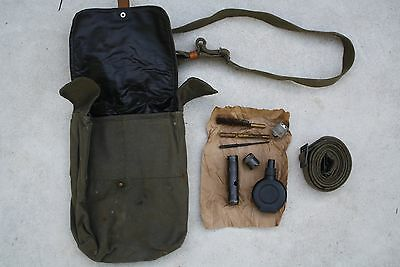 Yugoslavian Sling, Magazine pouch, cleaning kit, oiler BFD combo