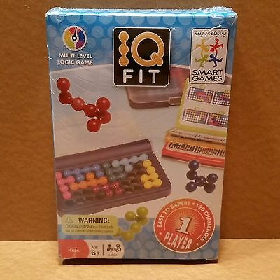BRAND NEW SEALED Smart Games IQ Fit SG-423