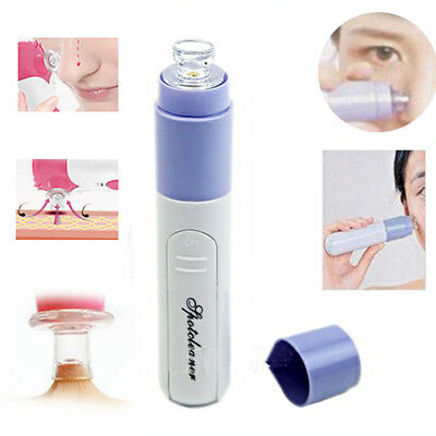 Face Facial Cleansing Pore Cleanser Cleaner Blackhead Zit Acne Remover Tool