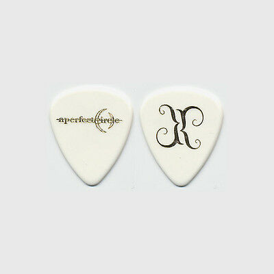 A Perfect Circle Troy Van Leeuwen authentic 2000 tour Guitar Pick