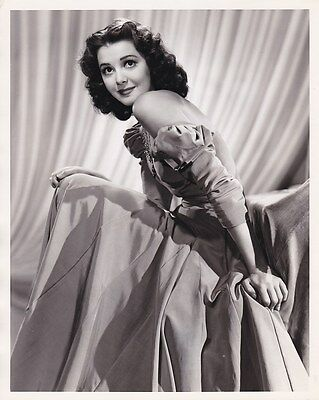 ANN RUTHERFORD Beautiful Original Vintage 1939 WILLINGER MGM DBW Portrait Photo