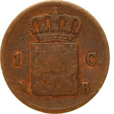 L7851 PAYS-BAS 1 Cent Guillaume Ier 1827 B Bruxelles -  Make offer