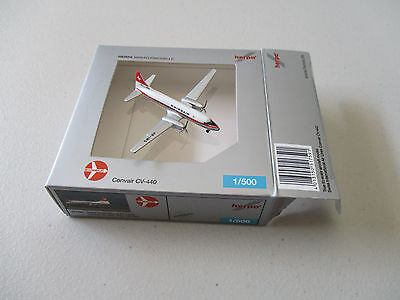 Herpa Wings 508247   Swiss Air Lines  McDonald Douglas DC - 6B  Limited Edition