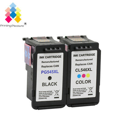 Full Set of Remanufactured Canon XL Ink Cartridge for Pixma IP2850 MG2950 MX495