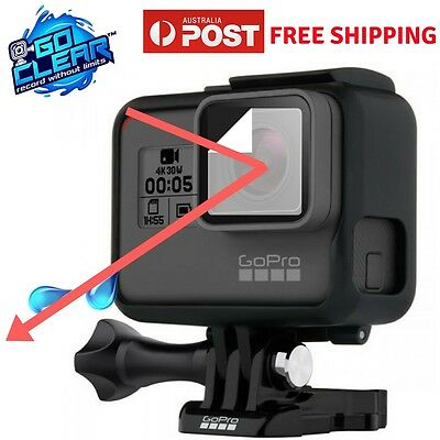 GoClear / XClear Hydrophobic Water Repellent lens for GoPro HERO 5 - Gnarly