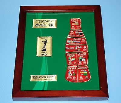 FIFA World Cup 2006 GERMANY Coca Cola Special PIN Set Limited Edition