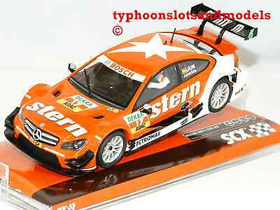 A10137 SCX Mercedes-Benz AMG C-Coupe DTM - Juncadella - New & Boxed