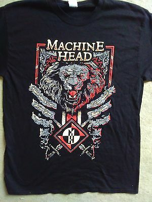 Machine Head 'An evening with Machine Head' tour shirt 2016