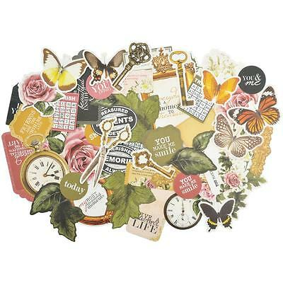 Treasured Moments Diecuts Kaisercraft Collectables Cardstock Die Cuts