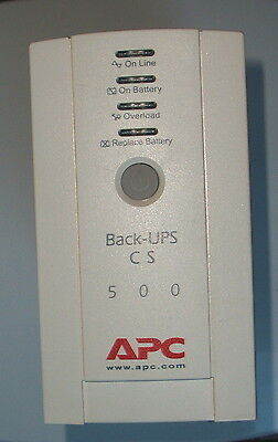 APC UPS CS500 Computer battery backup