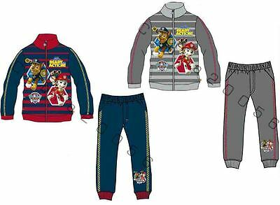 Paw Patrol Tracksuit Boys Official 2-8 Years