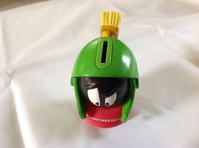 Marvin The Martian Bank Cake Topper