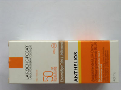 La Roche Posay Protection Solaire 50 Anthelios Unifiant Teinte 40 Ml