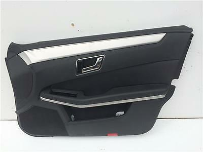 Mercedes E Class Door Card Driver Side Front Right OSF W212 Saloon 2010