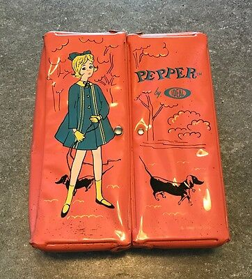 Vintage Pepper By Ideal Doll W/ Accessories & Clothes
