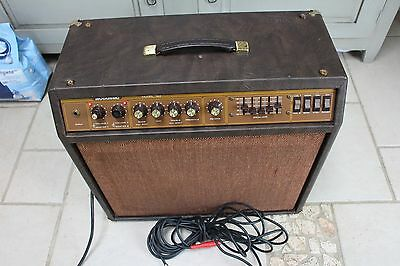 Ampli Guitare A Lampes Acoustic Made In Usa